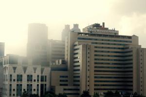 Grady Hospital. Source: Wikimedia