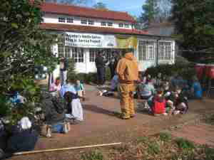 Photo from 2013 MLK Service Project. Source: http://www.mlkserviceproject.com/