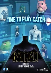 Beware The Batman Rogues