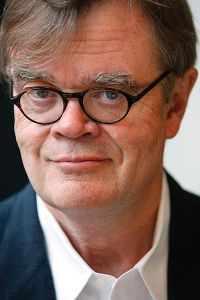 Garrison Keillor Source: Prairie Home Productions