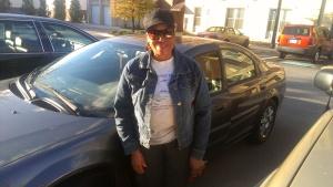 Jameelah Bashir, 78, resident of Oliver house in Decatur, Ga.