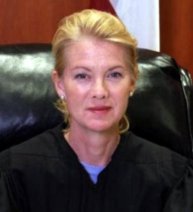 DeKalb Superior Judge Cynthia Becker, an outstanding achiever in the field of excellence.