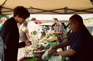 Undated photo from the Decatur Farmers Market. Source: DFM Facebook page.