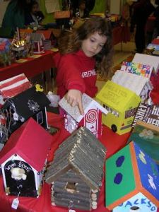 Photo from a previous Decatur Holiday Marketplace. The Decatur, Ga. event is the annual fundraiser for Clairemont Elementary School. Source: Kerry Ludlam.
