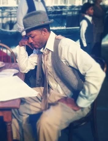 Trivon Howard as  George Bailey. Source: The Renaissance Project