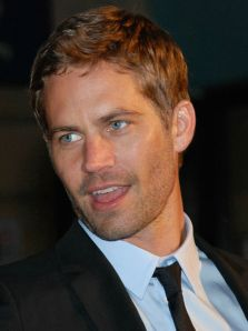 Paul Walker. Photo by: Andre Luis, Wikimedia Commons