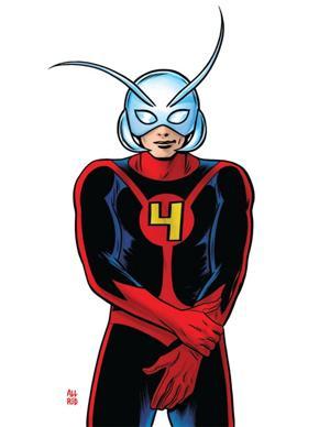 Ant-Man. Source: Marvel Database
