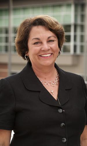Superintendent Phyllis Edwards