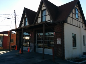 This fire station in Avondale Estates is in need of repair, but the county is delaying those repairs for two weeks.