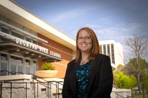Decatur High Principal (for now) Lauri McKain. Source: City Schools of Decatur