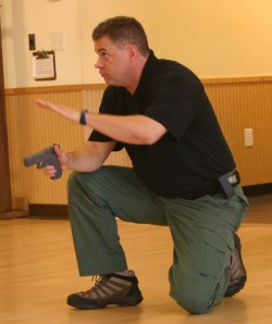 Steven Mosley, director of training at the Combat Hard Training Center. Source: http://combathard.wordpress.com/