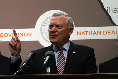 Gov. Nathan Deal. Source: Georgia.gov
