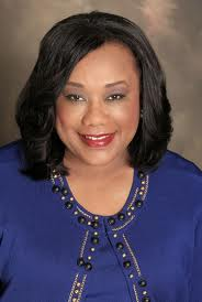 District 4 Commissioner Sharon Barnes Sutton