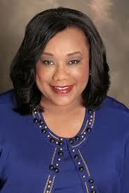 District 4 Commissioner Sharon Barnes Sutton